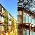 Дом, как сад: система вертикального озеленения