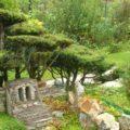 Сад в японском стиле. Сказочные острова в миниатюре