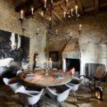 Дизайн кухни-столовой в квартире и частном доме (80+ фото): обедаем с удовольствием!