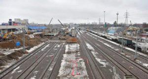 В Москве приступили к строительству нового железнодорожного вокзала