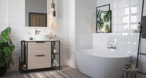 Bosquet & Botanique - новинки мебели для ванной комнаты