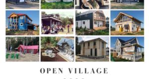 Ярмарка загородной жизни - Выставка настоящих домов. Open Village'2020