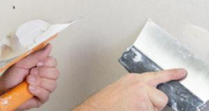Как правильно шпаклевать стены под покраску и обои: советы, технология + тонкости процесса. Шпаклевка стен под покраску: основные этапы и нюансы в работе