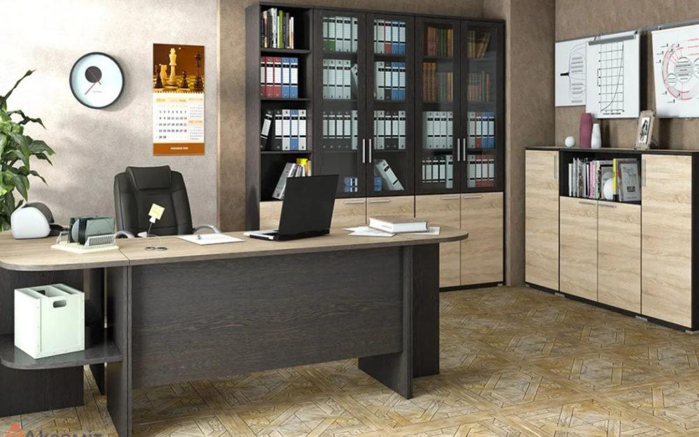 Комфортная и удобная мебель для офиса
